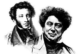 Картинки по запросу пушкин дюма фото