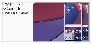 OxygenOS 11 Open Beta 1 <b>for OnePlus 8</b> Series - OnePlus ...