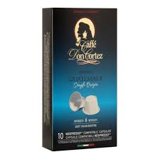 Кофе в капсулах <b>DON CORTEZ</b> GUATEMALA для кофемашин ...