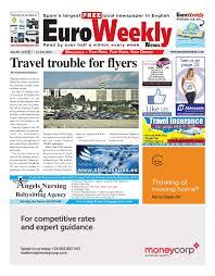 euro weekly news costa de almeria issue by euro weekly news costa de almeria 7 13 2016 issue 1618 by euro weekly news media s a issuu