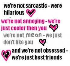 Funny-quotes-about-best-friends-being-crazy (3) - FreakPics.in ... via Relatably.com