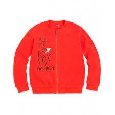 <b>Толстовка PELICAN</b>, цвет оранжевый, артикул 509011, фото ...