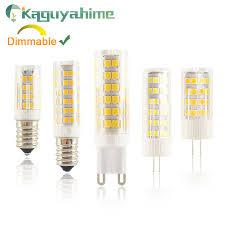 <b>Kaguyahime</b> Mini <b>Dimmable 220V LED</b> E14 Corn Bulb Lamp 3W ...
