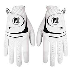 Footjoy Women's Golf Gloves WeatherSof <b>One Pair Left</b> and <b>Right</b> ...
