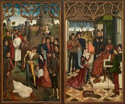 Justice of <b>Emperor</b> Otto III: Beheading of the Innocent Count and ...