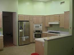 wall color ideas oak: image of paint for kitchen color ideas with oak cabinets