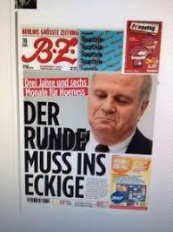 Uli Hoeness Berliner-Zeitung