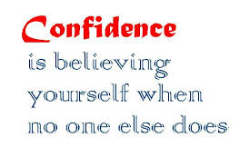 Quotes About Confidence In Yourself. QuotesGram