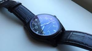 Garton (<b>Parnis</b>) <b>42mm</b> PVD Automatic Watch - YouTube