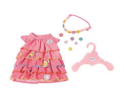 <b>Zapf Creation</b> Baby born <b>Платье</b> и ободок-украшение ...