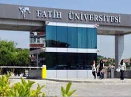 fatih üniversitesi resim ile ilgili görsel sonucu