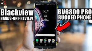 <b>Blackview BV6800 Pro</b>: Buy or Pass? (Hands-on Preview) - YouTube