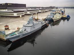 МРК <b>Зеленый</b> Дол и Одинцово прибыли на Северный <b>флот</b> для ...