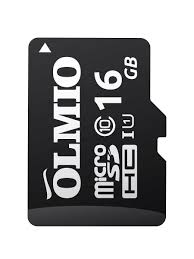 <b>Карта памяти</b> microSDHC <b>16GB</b> Class 10 UHS-I, без адаптера ...