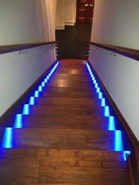 stair riser httpwwwhouzz basement stairway lighting