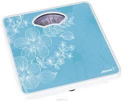<b>Atlanta ATH</b>-<b>6100</b>, Blue <b>весы напольные</b> — купить в интернет ...