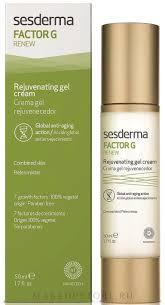 <b>Крем</b>-<b>гель омолаживающий</b> - <b>SesDerma</b> Laboratories Factor G ...