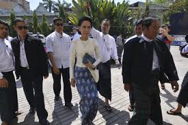 daw suu breaks silence on u ko ni assassination frontier myanmar daw suu breaks silence on u ko ni assassination state counsellor daw aung san suu kyi