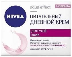 <b>Nivea Питательный</b> дневной <b>крем для лица</b>, для сухой кожи ...