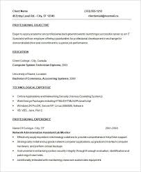 programmer resume template –   free samples  examples  format    entry level programmer resume template free download