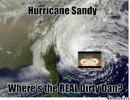 Hurricane Sandy by garbagebags10 - Meme Center via Relatably.com
