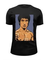 <b>Спортивная футболка 3D</b> Брюс Ли #3287577 от dulus.danilov.91 ...