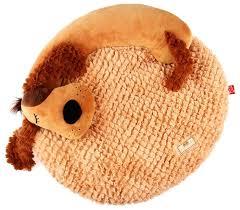 Лежак для кошек, для собак <b>GiGwi Snoozy Friendz</b> Собака 3D ...