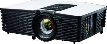 Мультимедийный <b>проектор Ricoh PJ WX5461</b>, белый, черный