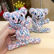 <b>1pcs</b> Bite Resistant <b>Pet Dog Chew Toys</b> for Small <b>Dogs</b> Cleaning ...