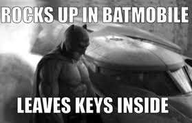 Slide 20: 20 Funniest Sad Batman Memes Going Viral via Relatably.com