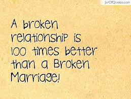 Broken Marriage Quotes - Jar of Quotes via Relatably.com