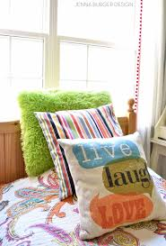 fuschia turquoise bedroom makeover jenna burger teen room with colors of mint and fuchsia layers texture office amazing build office