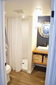 Our Second Bathroom Reveal Basement Bath Reno  Hudsons Rose - Bathroom wraps
