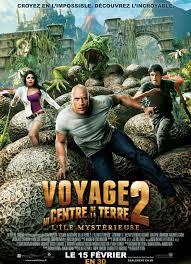 DVDRIP Voyage au centre de la Terre 2 : L'île mystérieuse