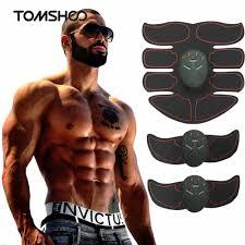 Abdominal <b>Muscle Trainer Exercise Machine Muscle</b> Stimulator ...