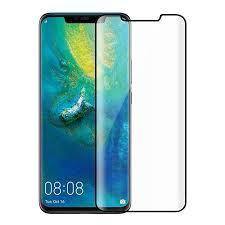 Clorox <b>Huawei</b> Mate <b>20</b> Pro Tempered <b>Glass</b> 5D [Pack of 1] Full ...