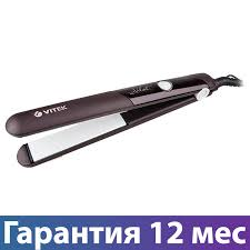 Выпрямитель для волос <b>Vitek VT</b>-<b>2311</b> Vinous, керамика, утюжок ...