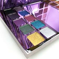 <b>Urban Decay Heavy Metals</b> Metallic Palette Swatches, Looks, And ...