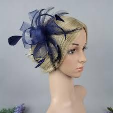 Vintage Fashion Handmade Lady <b>Women</b> Fascinator <b>Bow Hair</b> Clip ...
