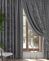 Комплект полотенец <b>томдом</b> липионт темно серый