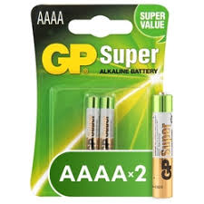 «<b>Батарейки</b> GP 25A-2UE2 Alkaline <b>AAAA</b> 2шт» — <b>Батарейки</b> и ...