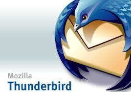 Resultado de imagem para mozilla thunderbird