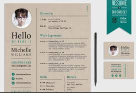 The Best CV & Resume Templates: 50 Examples | Design Shack This ...