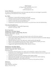 maintenance technician resume examples isabellelancrayus maintenance technician resume examples auto body technician resume example motordb mechanic shop auto body technician resume