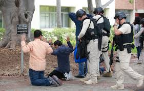 phd thesis ucla swat officers search students who were evacuated from the ucla campus near the scene of a