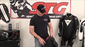 Dainese Avro Two <b>Piece</b> Suit Review from SportbikeTrackGear.com ...
