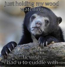 gripping wood - quickmeme via Relatably.com