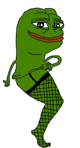 illegal pepe | Tumblr via Relatably.com