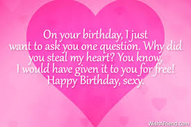 Birthday Wishes For Boyfriend via Relatably.com