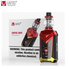 <b>Original</b> Vape 220W <b>Vaptio SUPER CAPE</b> KIT E Cigarettes Vape ...